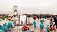 سنتهای کهن نوروز در فضای عمومی طهران