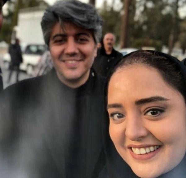 عکس ستایش و همسر عاشق دل خسته اش