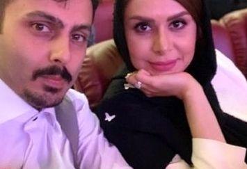 نجمه جودکی و همسر جانش+عکس