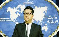 وزارت خارجه: اقدامات لازم در ارتباط با حادثه برای هواپیمای ماهان به عمل میآید
