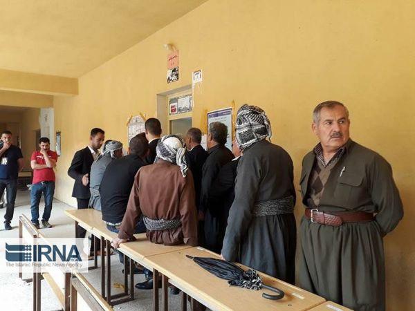 شش حزب کرد عراقی خواستار تجدید انتخابات در اقلیم شدند