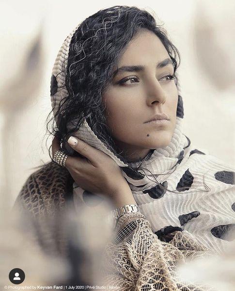 استایل جدید هدی زین العابدین + عکس