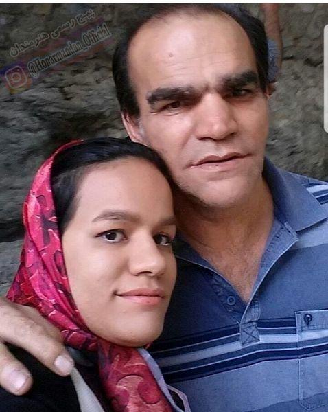 شباهت جالب بازیگر شب های برره و دخترش+عکس