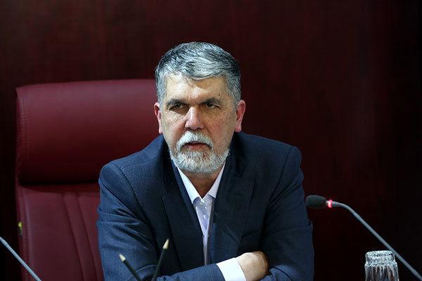 صالحی بر اهمیت معرفی کالاهای فرهنگی ایران در بازار عراق تاکید کرد