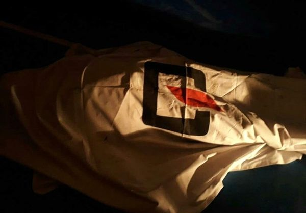 تصاویر/ مرگ دلخراش راننده پژو ۲۰۶ در بزرگراه یادگار امام