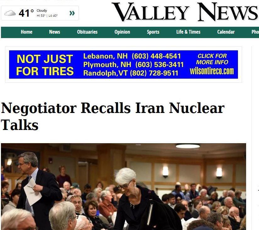 وندی شرمن مذاکرات هسته ای (7)