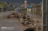 تشریح آخرین وضعیت مناطق سیل زده
