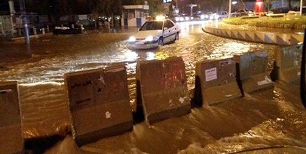 آخرین جزئیات توفان و آبگرفتگی در ۵ استان