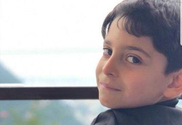 عکس پسر محبوب بابک جهانبخش