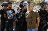 حمله نظامیان اسرائیل به مناطق مختلف کرانه باختری