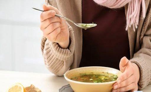 به محض دیدن نشانه های سرماخوردگی این غذاها را بخورید