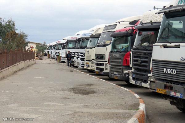 ممنئوعیت مرز تجاری چذابه برای تردد کامیونها از فردا