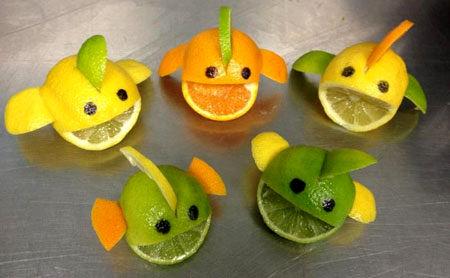 عکس میوه های عجیب