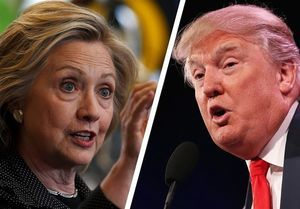 واکنش ترامپ به نامزدی احتمالی هیلاری کلینتون