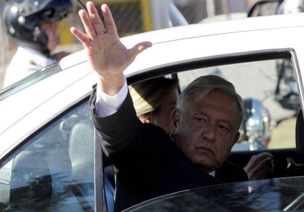 رئیس جمهور جدید مکزیک سوگند یاد کرد