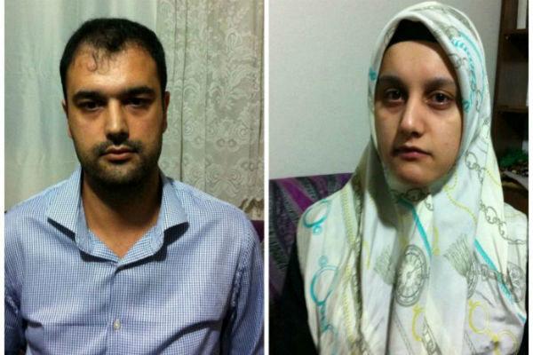 نوه و خواهرزاده «گولن» بازداشت شدند+عکس