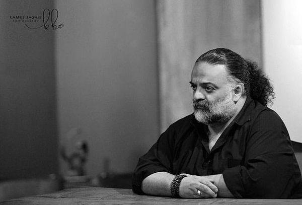 نهان خواری علیرضا عصار+عکس