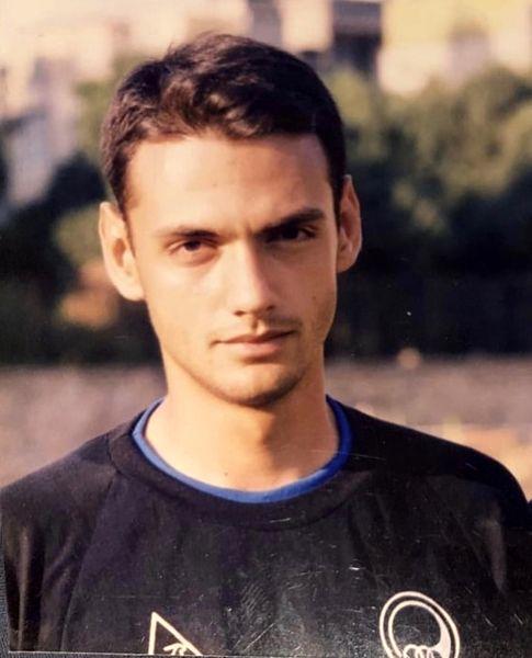 امیرعلی دانایی در جوانی + عکس
