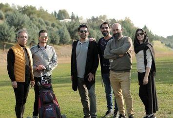 پویا امینی و دوستان بازیگرش در ورزش لاکچری محبوبشان+عکس