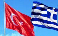 تنشها بین ترکیه و یونان ادامه دارد