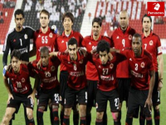 پیروزی الریان قطر برابر العین امارت