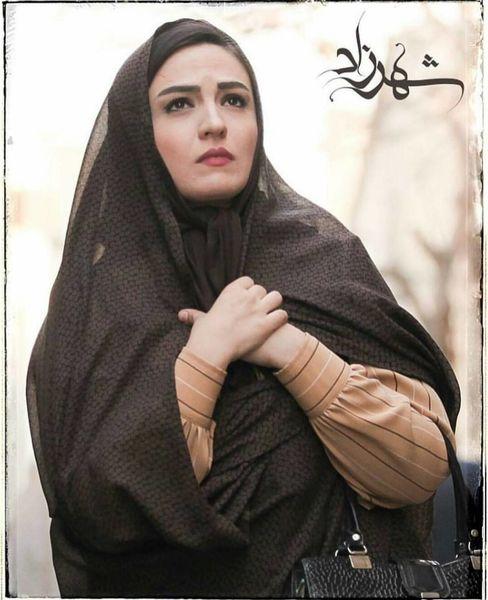 یاداشت گلاره عباسی برای سریال «شهرزاد»