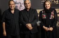 نرگس محمدی و علی اوجی در کنار واسطه ازدواجشان+عکس
