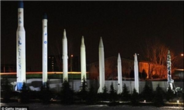 ایران «سهشنبه» موشک با قابلیت حمل کلاهک اتمی آزمایش کرد