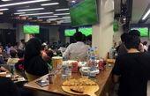 خدادادی:نمی توان مانع از پخش مسابقات فوتبال در قهوه خانه ها شد