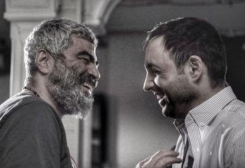 خنده آشفته سروش صحت+عکس