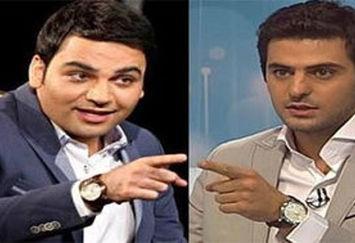ماجرای دعوای احسان علیخانی و علی ضیا بر سر یک مهمان/ عکس