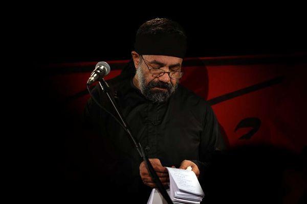 مداحی  محمود کریمی ویژه پیاده روی اربعین+صوت