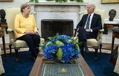 صدراعظم آلمان وقوع سیل در کشورش را فاجعه توصیف کرد