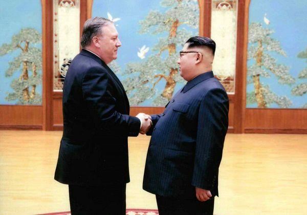 وزیر خارجه آمریکا وارد کره شمالی شد