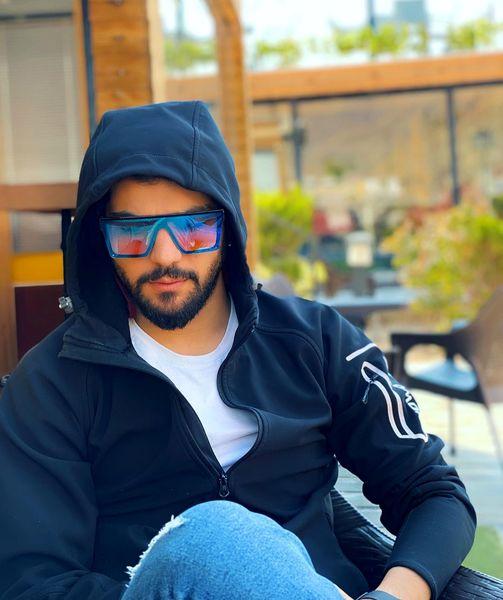 تیپ زیر و رو شده حامد سریال پدر+عکس