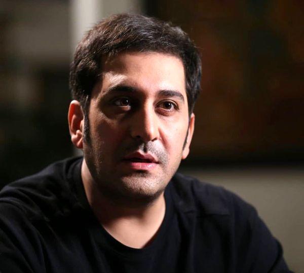 شباهت آقای مجری به برادر بازیگرش+عکس