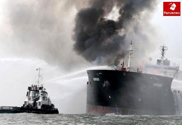خدمه مفقود شده به احتمال قوی در نفتکش هستند