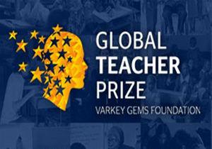 معلم فلسطینی در فهرست نهایی دریافت جایزه بینالمللی بهترین معلمهای جهان