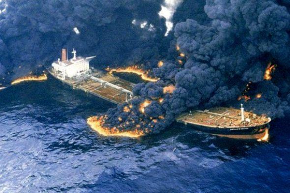 آغاز بررسی پوشش بیمه دو کشتی سانحه سانچی