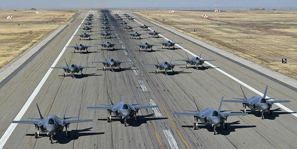 امضا قرارداد اف-35 با امارات پیش از ترک کاخ سفید توسط ترامپ