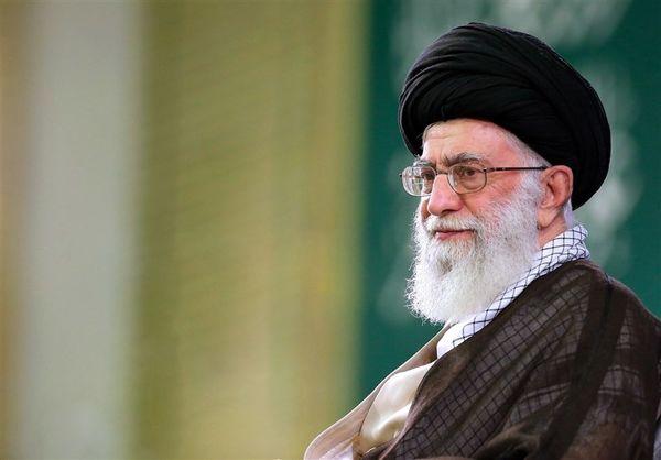 توئیت سایت رهبر انقلاب درباره آیتالله طالقانی