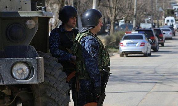 احتمال تروریستی بودن حادثه تیراندازی در داغستان روسیه وجود دارد