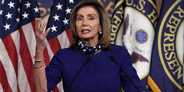 پلوسی، بایدن را «رئیسجمهور منتخب» خطاب کرد
