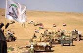 عملیات پیشدستانه حشد شعبی در الانبار / کشف بمب و چاشنیهای انفجاری داعش