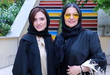 «الهام پاوه نژاد» و «گلاره عباسی» در کانون پرورش فکری کودک و نوجوان