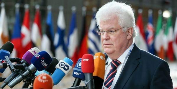 روسیه: اتحادیه اروپا از ونزوئلا سازیِ بلاروس خودداری کند