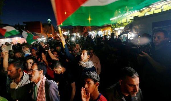 تظاهرات جهانی همبستگی با فلسطین