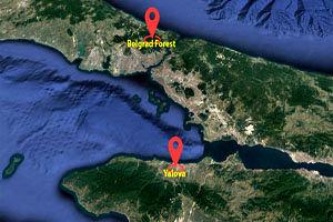 پلیس ترکیه دو منطقه جدید را تفتیش میکند