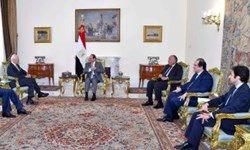 مصر به تلاشهای خود برای پایان دادن به نابسامانی سوریه ادامه میدهد