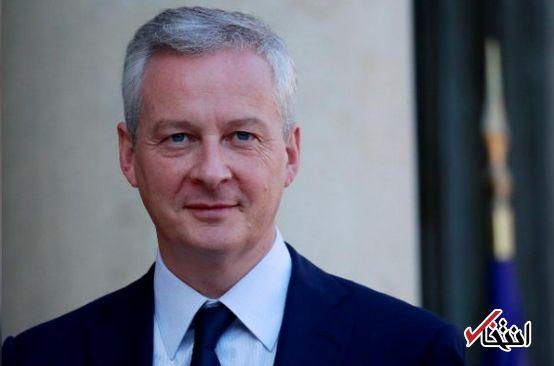 وزیر دارایی فرانسه بر علیه رئیس جمهور آمریکا گارد گرفت